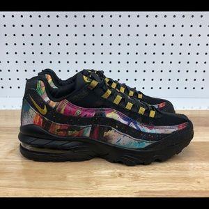 2e8b9f06b7 Nike Shoes   Air Max 95 Gs Caribana Sz 6y 75 Womens   Poshmark